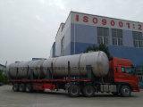 Type horizontal réservoir de stockage chimique de tailles importantes