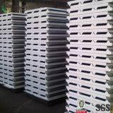 よい価格の建築材料EPS PUの岩綿サンドイッチパネル
