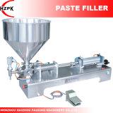 Máquina de rellenar de la sola del agua goma principal de la máquina de rellenar