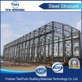Edificio ligero de la estructura de acero del marco de acero para la venta