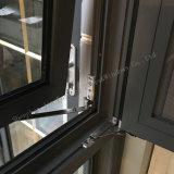 Ventana de aluminio rota de múltiples funciones del marco del puente con la red del insecto
