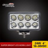 indicatore luminoso del lavoro del camion LED di alto potere 24watt degli indicatori luminosi del lavoro 12V