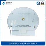 Белый деталь пластмассы высокой точности ABS