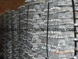 순수한 알루미늄 주괴 99.7% - 99.9%