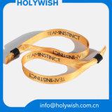 As ofertas relativas à promoção alisam Wristbands do Ative da transferência térmica
