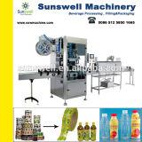 Auotmatic de alta velocidad Doble Tamaño de la botella máquina de impresión de etiquetas
