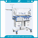 AG-Iir003b com a incubadora móvel médica do bebê prematuro do hospital das gavetas