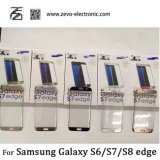 携帯電話SamsungギャラクシーS6edge/S6edge +/S7edge/S8edge/S8edge+のためのオリジナル機械カラーアクセサリの緩和されたガラススクリーンの保護装置