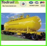 De Wagen van de Tank van de Spoorweg van de zwaar-lading; De Wagen van de tank;