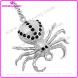 涼しい人の昆虫の衣裳のステンレス鋼の宝石類のペンダント