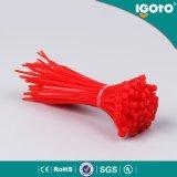 Serre-câble en nylon en plastique auto-bloqueur coloré