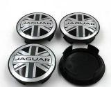 Jaguar-Rad-Mitte-Schutzkappe ohne Zeichen 60mm