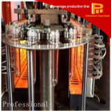 يشبع آليّة صغيرة زجاجة سائل يفجّر آلة