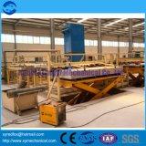 Produzione della scheda di gesso - 35 milioni di metri quadri della linea di uscita annuale