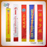 La sciarpa dei ventilatori della seta del raso di Qutar per incoraggia in su (hys02)