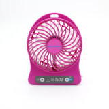 Ventilador Handheld plástico do USB de Customied mini com OEM (JR-FS001)