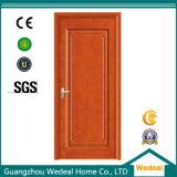 Ras de la puerta de madera de cerezo (WDH12)