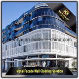 Keenhai Exterior Decorative Building Façades Panneau de revêtement mural en aluminium