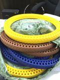 Sólidos neumáticos de goma de bicicletas