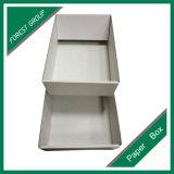 본래 뚜껑과 바닥 작풍 백지 상자