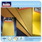 Prix d'enduit de poudre de peinture de texture de sable de scintillement d'or de fournisseur de la Chine