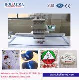 Type principal simple machine automatisée plate de chapeau et de T-shirt de Holiauma de broderie
