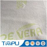 St-Tp40 Aloe Vera Hilo Teñido de Colchón Tejido Ticking Soft Touch