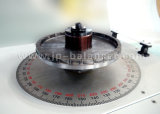 Machine d'équilibrage verticale pour pompe à disque de frein, roue à inertie à volant