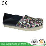Здоровье женщин вскользь ботинок комфорта обувает сандалии
