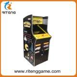 60 de fichas en 1 máquina de juego vertical de arcada de Pacman