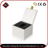 Insignia modificada para requisitos particulares que broncea el rectángulo de papel de empaquetado del regalo