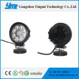 luz redonda do trabalho do diodo emissor de luz 27W para o uso ao ar livre