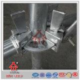 Q235 Ringlock Gestell-System, zweite Handbaugerüst für Verkauf