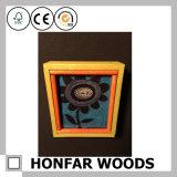 De stevige Houten Omlijsting van het Frame van het Vakje van de Schaduw voor de Decoratie van het Huis