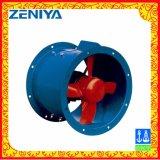 Ventilatore di flusso assiale per ventilazione ed il raffreddamento industriali