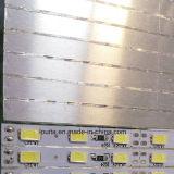 DC12V 72LED SMD 5630のキャビネットのアルミ合金の堅いライトバー