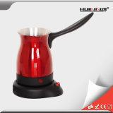 De Pot van de koffie met het Materiaal die van het Roestvrij staal Om het even welke Kleur schilderen