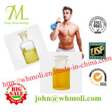 Enanthate más fuerte de la testosterona del blanco 315-37-7 prueba las recetas de Enanthate