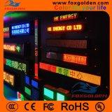 Publicidad al aire libre P12 LED Display Board (P12)