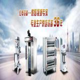 상업적인 빵 굽기는 16 쟁반 전기 또는 가스 디젤 엔진 회전하는 선반 오븐을 기계로 가공한다