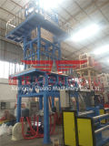 HDPE / LLDPE / HDPE High Speed ​​Film Machine de soufflage