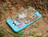 ثلج برهان صدمة خارجيّة مضادّة مقاومة [موبيل فون] خلفيّة تغطية حالة لأنّ [إيفون] 6 حالة فعليّة ([ربدوت6ب])