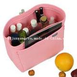 Hete Verkoop Gevoelde Kosmetische Zak voor Famale