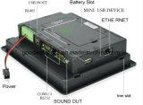 Врезанный OS CE 6.0 выигрыша PC панели 7 дюймов промышленный