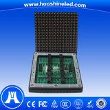 Buena visualización de pantalla de la uniformidad P10 DIP346 LED