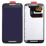 Мобильный телефон Lcds для цифрователя касания экрана LCD замены индикации Motorola Moto G3 стеклянного (XSLM-003)