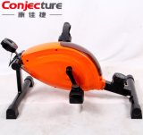 Mini bici di esercitazione del pedale del piede della mano della strumentazione di forma fisica