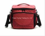 Sac extérieur de pique-nique de sac de refroidisseur d'épaule avec la disposition douanière