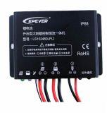 Epever Ls102460lpli 10A 12V 24V 방수 태양 충전기 관제사 타이머 IP687