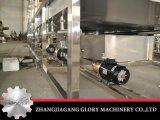Automatische Karton-Verpackung, die Schrumpfeinfüllstutzen-Maschine einwickelt